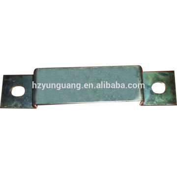 pressed metal bracket electrical equipment copper enclosure OEM manufacturer electric distribution device mounting accessories