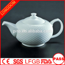 New Design diamond shape ceramic/porcelain coffee pot/teapot