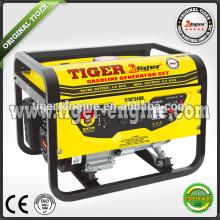 Тигр бензиновый генератор 2kva генератор прайс-лист TIG2600