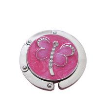 Colgador de monedero de diamantes de moda con logotipo propio (AB10)