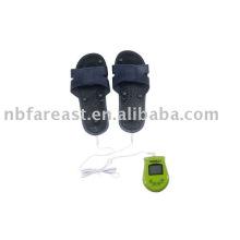 Pie eléctrico masajeador zapatos