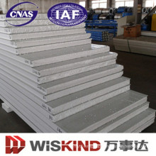 Flat or Big Rib Surface PU/ EPS Sandwich Panel