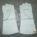 Full Palm Leather Grad a/Ab/Bc Welding Safety Glove
