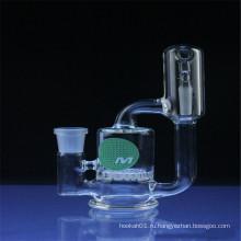 Переработка Maverick Glass Ash Ash Catcher для оптовой продажи табака (ES-AS-006)