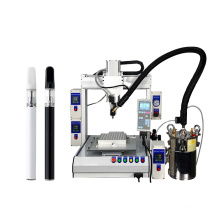 High quality CBD Oil Vape Pen Filler 510 Cartridge Filling Machine .5ml 1.0ml empty vape cart filling machine