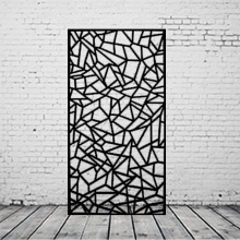 Laser Cut Screens Panel Metal Sheet