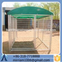 2016 Nueva jaula del perro del diseño respetuoso del medio ambiente y almacenada / casa del animal doméstico / jaula / funcionamiento / portador del perro