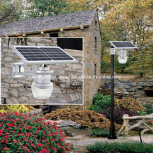 6W LED All in One Solar Garden Light