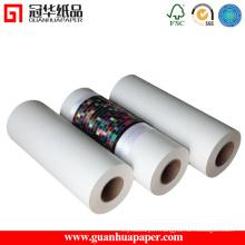 Papier de transfert de chaleur à sublimation de haute qualité