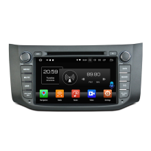 car dvd and navigation system for SYLPHY B17 Sentra 2012-2014