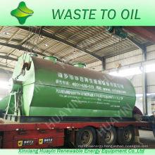 2017 new desige crude oil to diesel oil machine