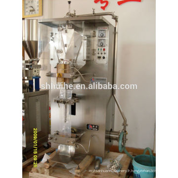 Machine d'emballage de 1000ml Water Sachet / Machine d'emballage au lait / Machine d'emballage liquide