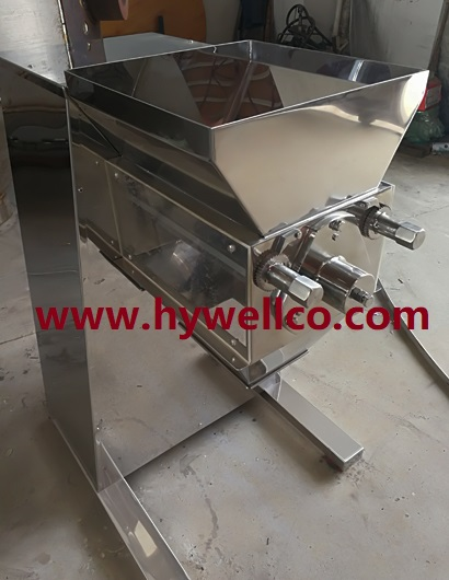wet granules making machine