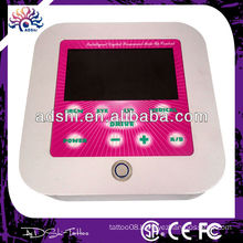 Professional lip tattoo/Permanent eyeline tattoo/eyebrow tattoo machine/permanent makeup digital machine