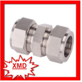 Stainless Steel Tube Fitting Straight Union