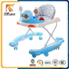 Caminhante de bebê bonito feliz personalizado para venda