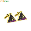 Engraving Fashion Vintage Cufflinks for Women