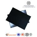Luxury standard Black Matt Paper apparel Box