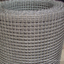 Stability Consistency and Smooth Crimped Wire Mesh