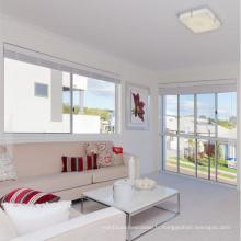 Fenêtre coulissante en aluminium enduite par poudre de Feelingtop (FT-D80)