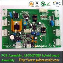 Asamblea de PCB de ensamblaje de PCB de una parada con servicio completo de integración de sistema