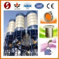 Montaje Silo de cemento de acero 100ton para almacenamiento de cemento