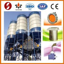 Tipo atornillado 100 toneladas de silo de almacenamiento de fabricación de China, silo de almacenamiento de cemento