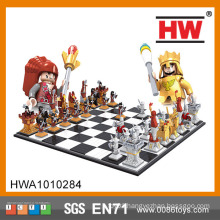 Chassis Plastic Play Set DIY 2158PCS 3D Chess Set