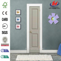 18 in. x 80 in. Smooth 2-Panel Solid Core Painted Molded Interior Door Slab