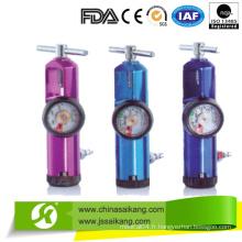Régulateur d'oxygène en aluminium Amercian Style avec service professionnel