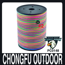 Chongfu Outdoor type III rainbow color paracord