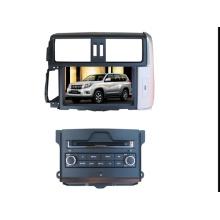 2DIN Car DVD-Player Fit für Toyota Prado zweiteilig mit Radio Bluetooth-Stereo-TV-GPS-Navigationssystem