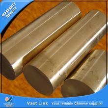 Barra redonda de cobre C12200 para diversas aplicaciones