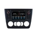 Android5.1 Touch Screen Car DVD pour BMW 1 Series E87 E88 E81 E82 2004-2011 GPS Radio Navigation WiFi 3G