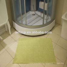 baby beds hot melt shower anti-slip foot mat 100% polyester microfiber anti fatigue kitchen mat