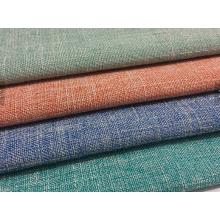 Tissu pour rideaux occultants en lin