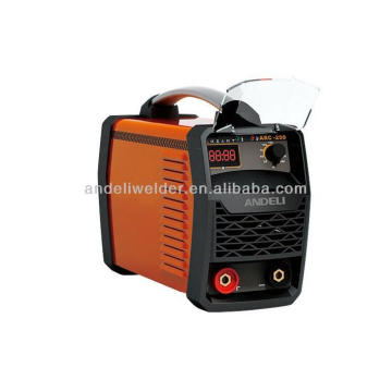 50/60HZ Automatic DC inverter Single Phase IGBT mma welding machine 250