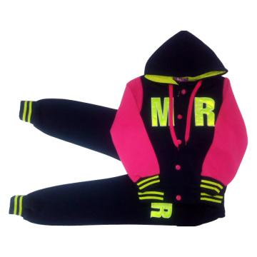 Winter Kids Girl Sport Suit in Children′s Clothing