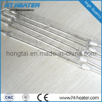Lampe chauffante infrarouge à quartz halogène