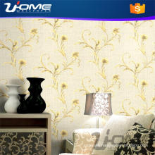 Uhome Plain or Wall Home PVC Wallpaper for Kitchen Decoration