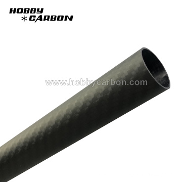CNC Carbon Fiber Tubes for RC helicopter