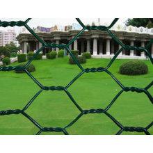 Malla de alambre hexagonal / malla de Gabion