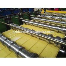 Máquina de formação de rolo de folha de painel de reforço, R Painel de formação de cilindros da máquina, Máquina roladora rolante usada para venda
