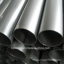 Tube en acier duplex de tuyau de l'acier inoxydable S32760
