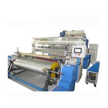 Three Screw Machine Food Plastic Wrap Pe Stretch Film Making Machines