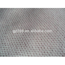100% polyester with good hygroscopicity mesh non woven spunlace fabric rolls