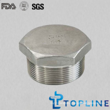 Stainless Steel Hex Plug (Threaded pipe fittings)