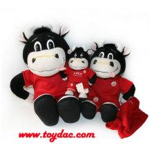 Stuffed Football Club Toy