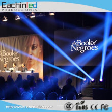 Bühnenmiete Innenwerbung LED-Display 500 x 1000mm p4.81 Vermietung LED-Schrank