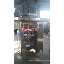 Machine d'emballage automatique de joint de remplissage de forme verticale de granule